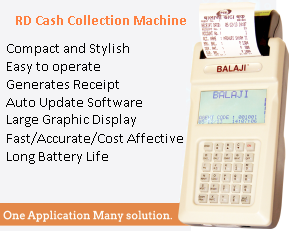 Cash Collection Machine Features